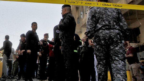 Iraq police. (File) - Sputnik International