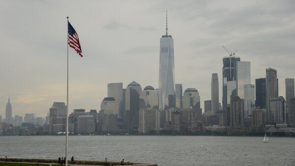 View of Manhattan, New York - Sputnik International