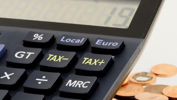 Tax - Sputnik International