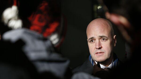 Fredrik Reinfeldt (File) - Sputnik International