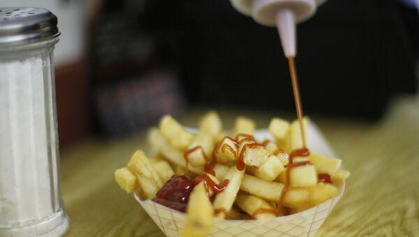 French Fries  - Sputnik International