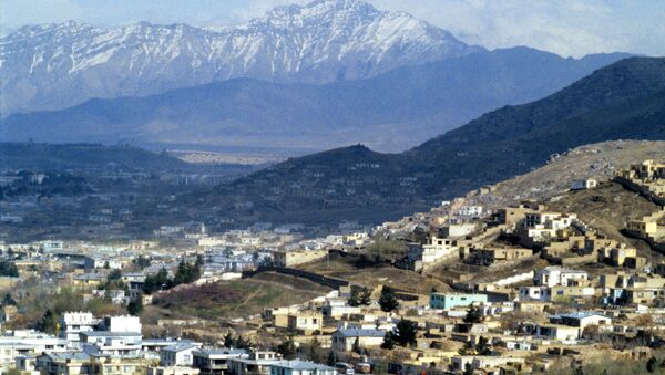A panoramic view of the Afghan capital of Kabul. (File) - Sputnik International