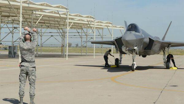 F-35 Luke Air Force Base - Sputnik International