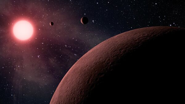 NASA's Kepler space telescope team has identified 219 new planet candidates, 10 of which are near-Earth size and in the habitable zone of their star - Sputnik International