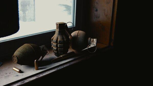Hand - grenades - Sputnik International