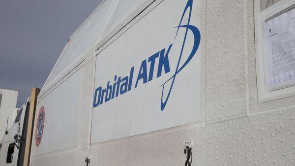 Orbital ATK logo - Sputnik International