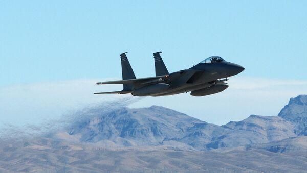 F-15 Eagle - Sputnik International