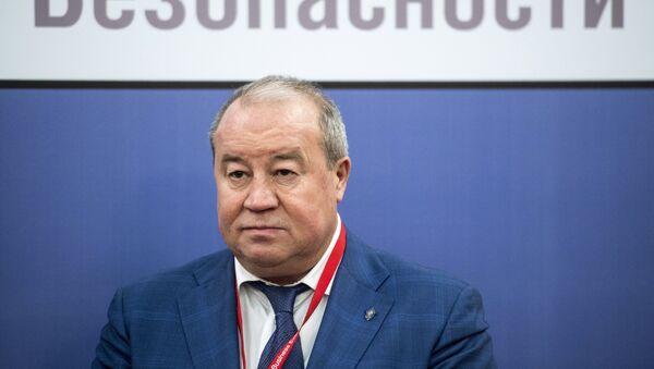 Andrei Novikov, Head of the CIS Anti-Terrorist Center. File photo - Sputnik International