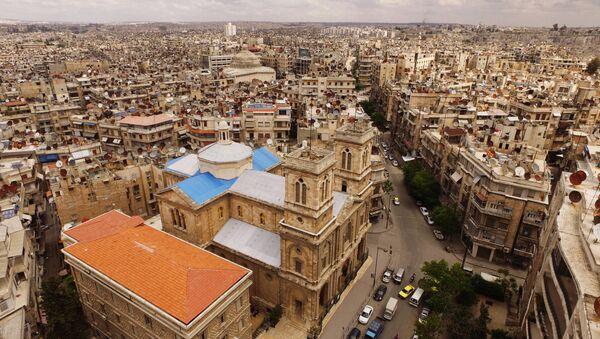Aleppo, Syria - Sputnik International