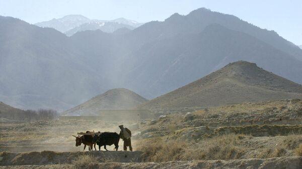 Village of Madakhel in northeastern Afghanistan, near the mountain region of Tora Bora. (File) - Sputnik International