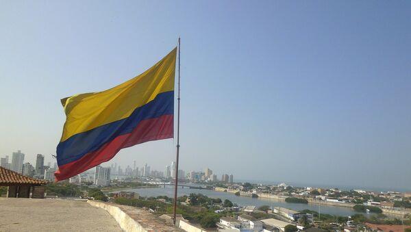 Colombian flag - Sputnik International