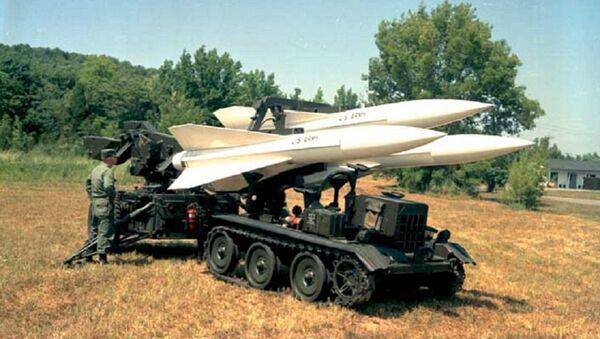 MIM-23 Hawk - Sputnik International