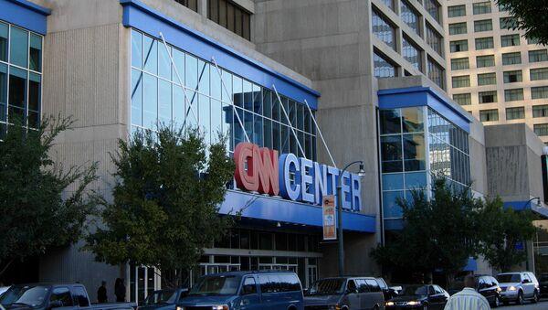 CNN Center in Atlanta, Georgia - Sputnik International