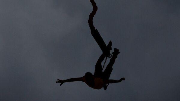 Bungee jumping - Sputnik International