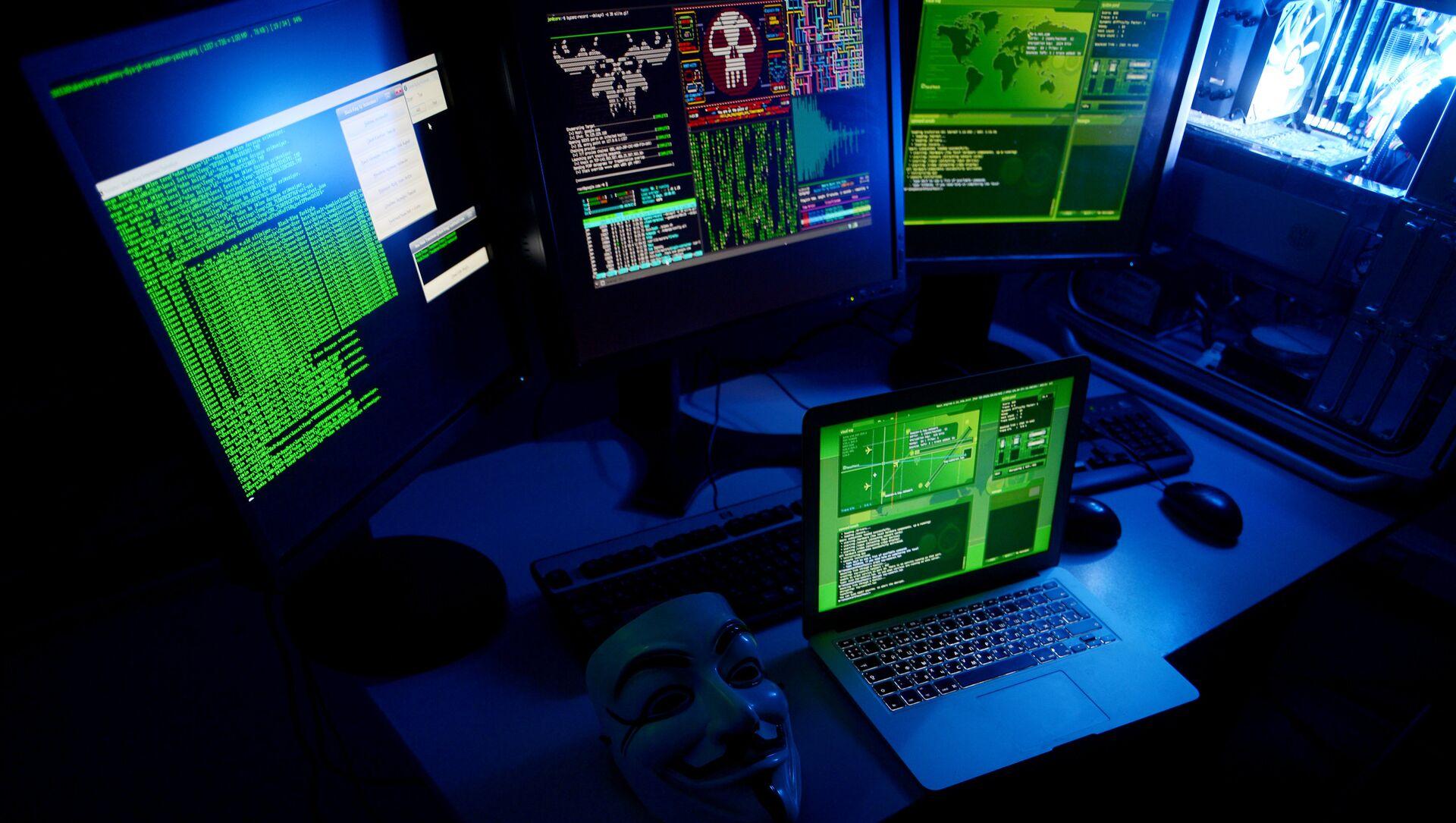Ransomware attacks global IT systems - Sputnik International, 1920, 29.07.2021
