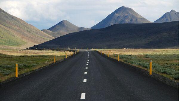 Iceland road - Sputnik International