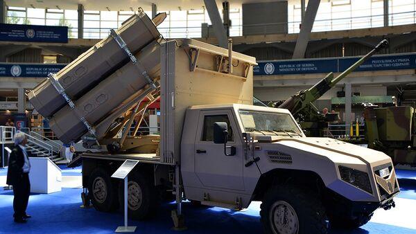 The ALAS missile system - Sputnik International