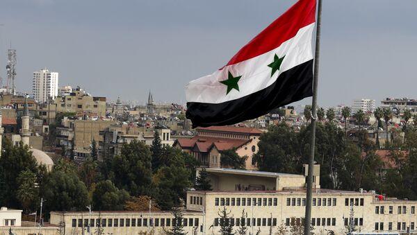 Damascus, Syria - Sputnik International
