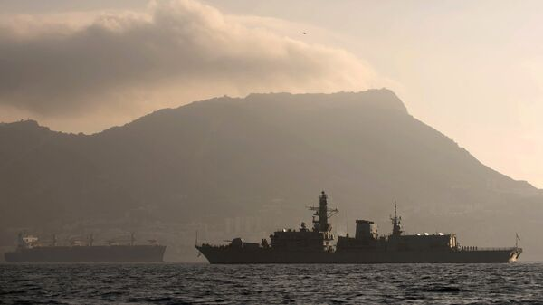 Britain's Royal Navy ship. (File) - Sputnik International