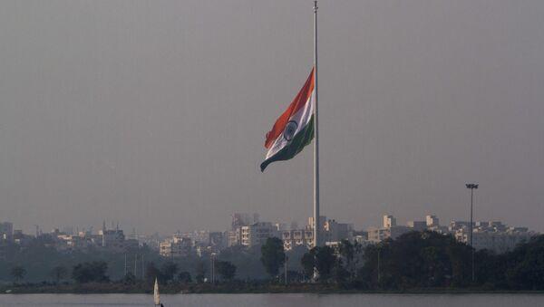 Indian national flag - Sputnik International
