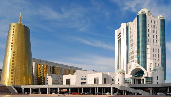 Views of Astana - Sputnik International