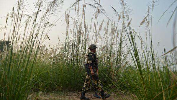 Indian soldier. (File) - Sputnik International