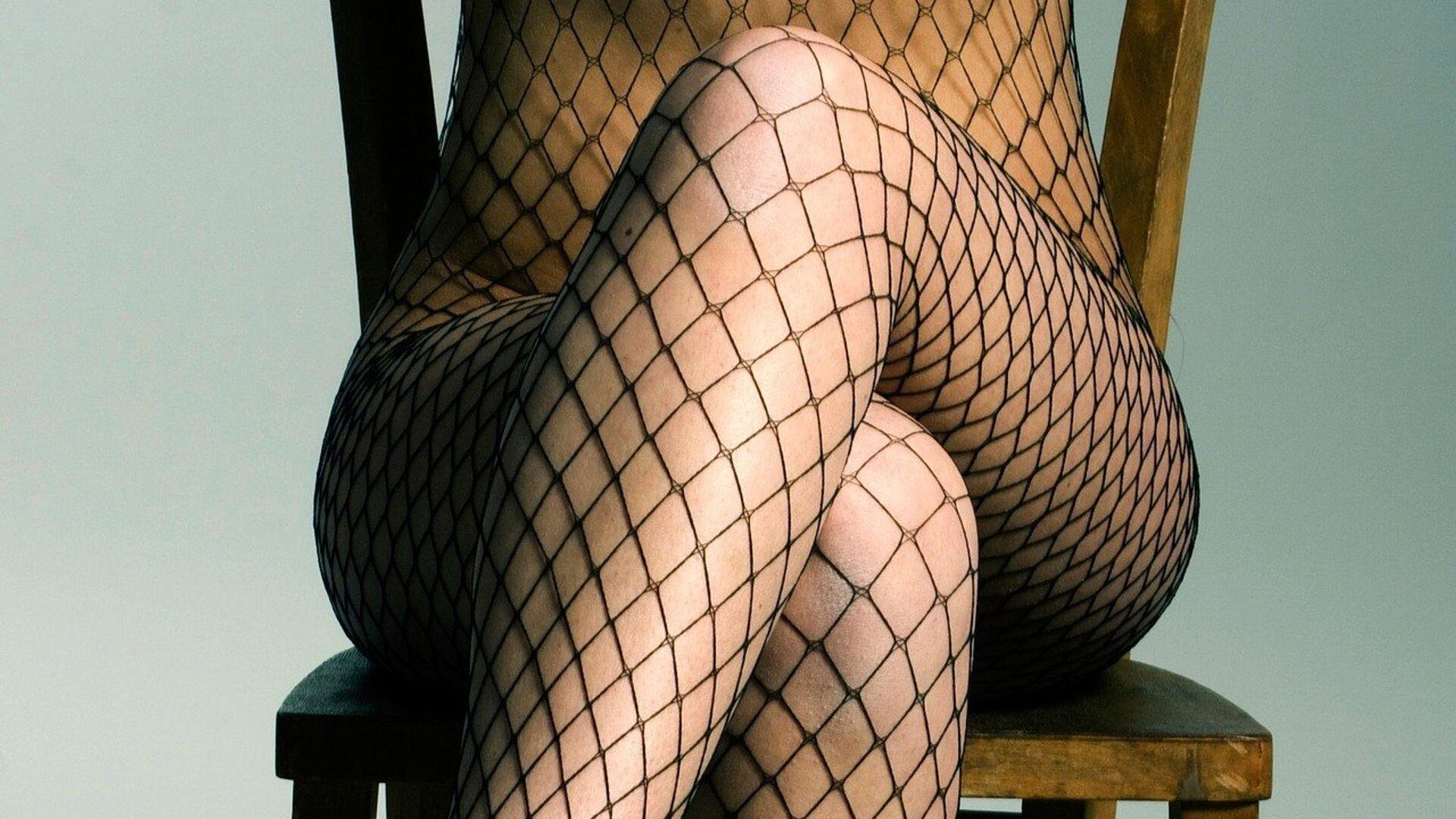 Fishnet stockings - Sputnik International, 1920, 20.09.2021