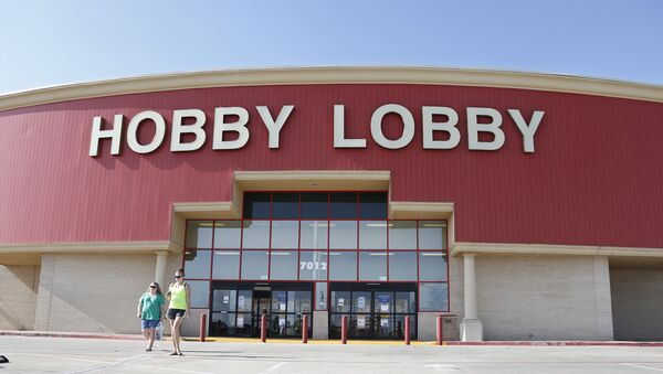 Hobby Lobby - Sputnik International