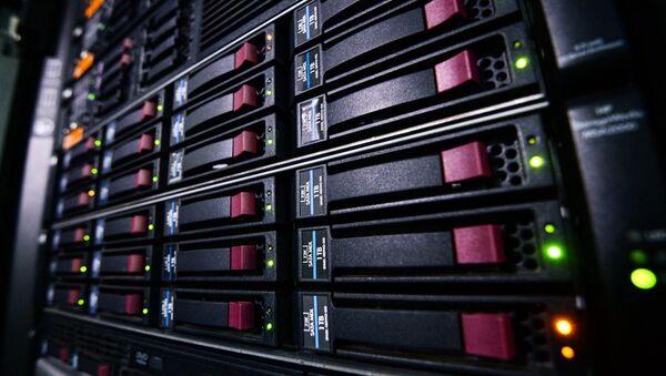 Computer cluster opens at Siberian Supercomputer Center - Sputnik International