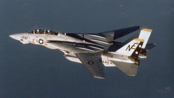 US Air Force F-14A Tomcat - Sputnik International