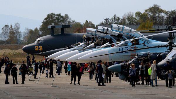Expo 'Russian Defense Industry Innovation Day 2015' in Vladivostok - Sputnik International