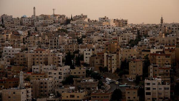Amman, Jordan - Sputnik International