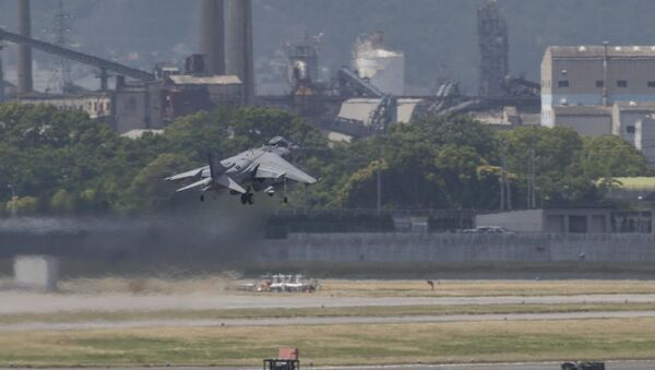 US Jets in Japan - Sputnik International