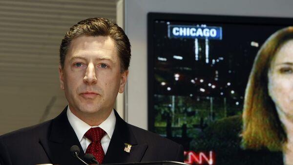 US Special Representative for Ukraine Negotiations Kurt Volker - Sputnik International