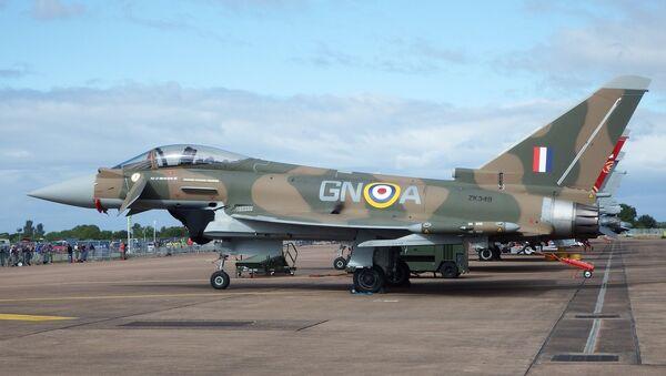 RAF Typhoons - Sputnik International