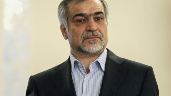 Hossein Fereydoun (File) - Sputnik International