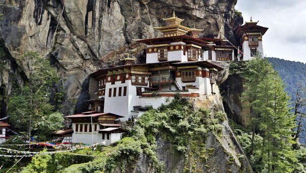 Taktsang (Tiger's Nest) Monastery, Bhutan - Sputnik International