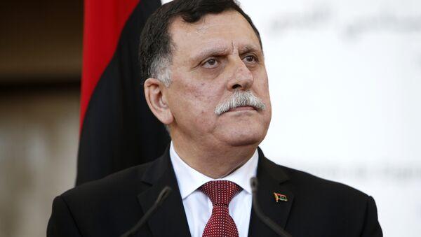 Fayez Sarraj, Libyan Prime Minister (File) - Sputnik International
