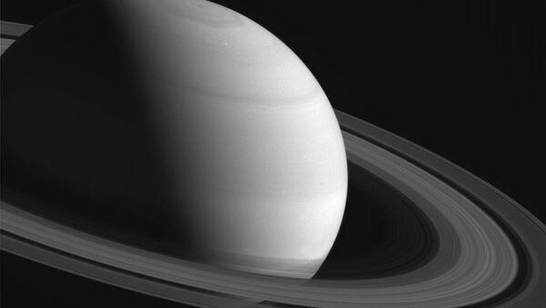 NASA's Cassini spacecraft takes image of Saturn. - Sputnik International