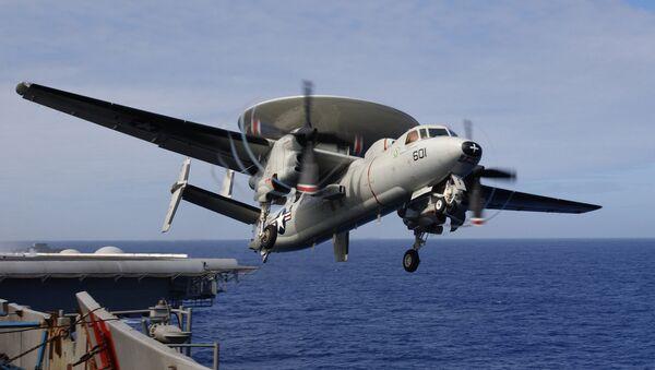 E-2C Hawkeye - Sputnik International