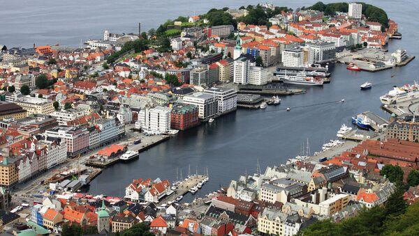 Bergen, Norway  - Sputnik International