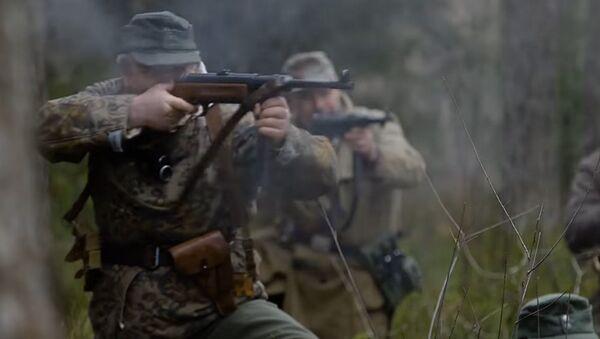 Forest Brothers — Fight for the Baltics. - Sputnik International