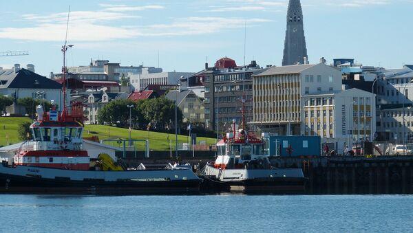 Reykjavík, Iceland  - Sputnik International