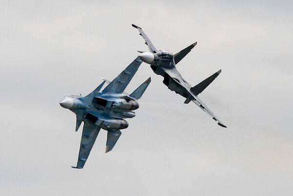 Aerial Skills at MAKS 2017: Air Show Highlights - Sputnik International