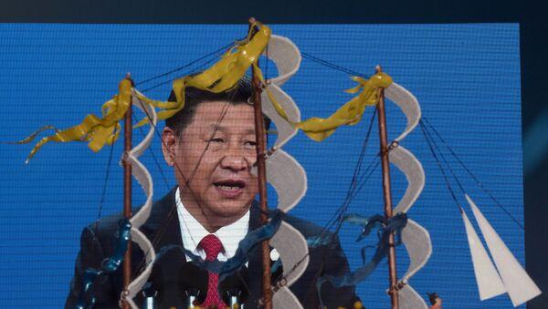 Chinese President Xi Jinping - Sputnik International