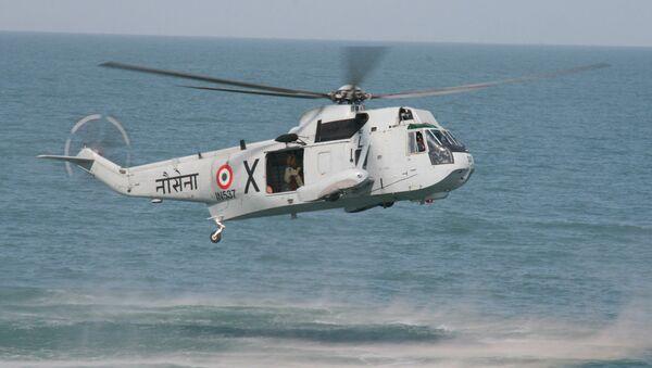 UH 3H of Indian Navy - Sputnik International