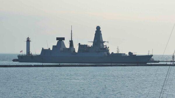 HMS Duncan - Sputnik International