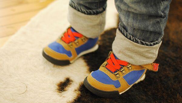 Children's shoes - Sputnik International