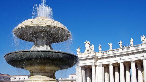 St. Peter's Square, Vatican City - Sputnik International