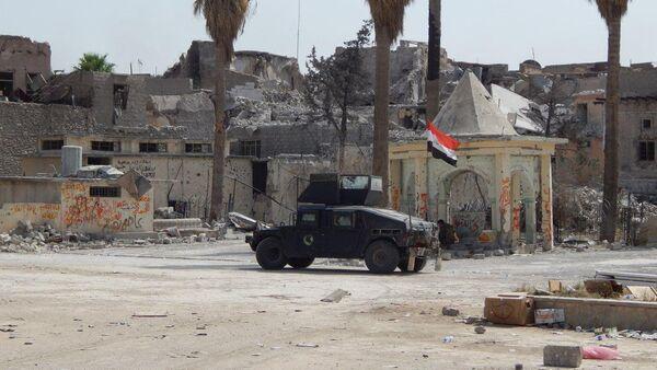 Situation in Mosul, 25/07/2017 - Sputnik International
